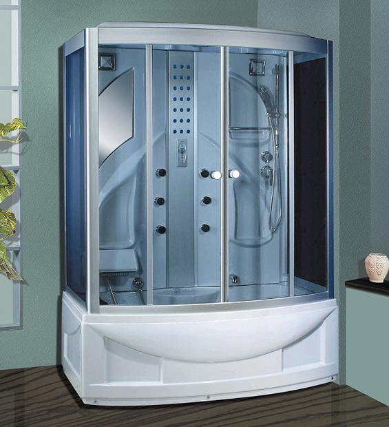 AX 608 STEAM SHOWER Luxury Spas Inc