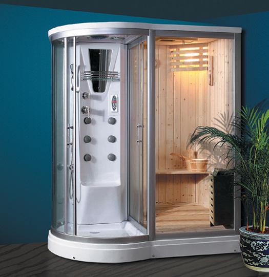 Ax 8128 Steam Shower Luxury Spas Inc