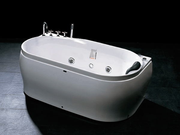 Ow 9041 Jetted Tub Luxury Spas Inc