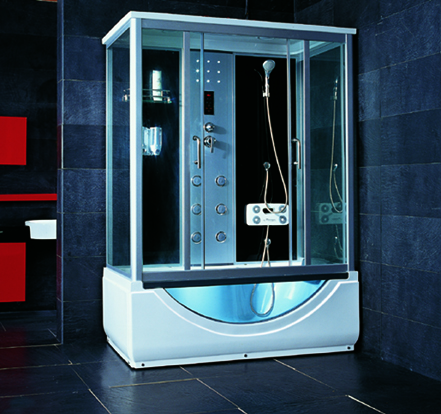 Luxury Spas And Whirlpool Bathtubs Ow A38 Steam Shower