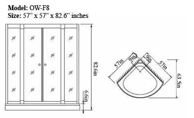 Bathtub Shower Dimensions Images
