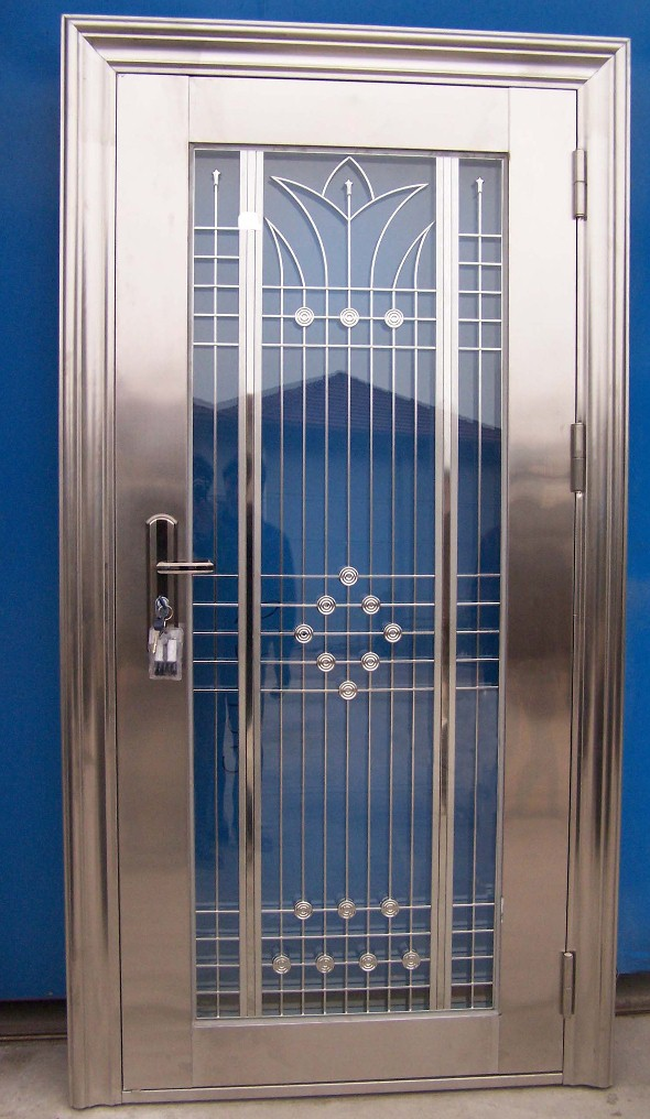 For more information please click on the links below. Benefits of a Stainless Steel Entry Door & SS SINGLE TULIP - Luxury Spas Inc.
