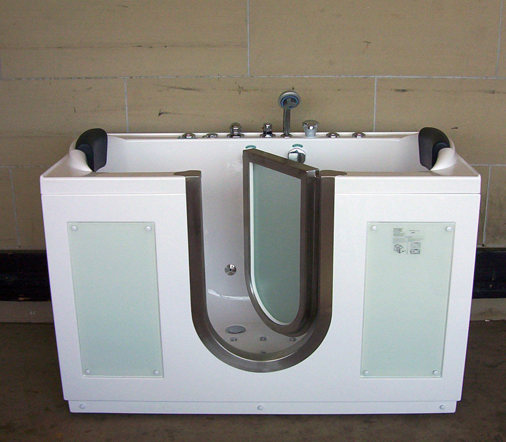 Luxury Spas And Whirlpool Bathtubs Wi 08 Walk In Tub