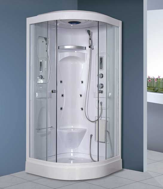 Steam Showers For Some Home Spa Like Luxury: AX-620 STEAM SHOWER