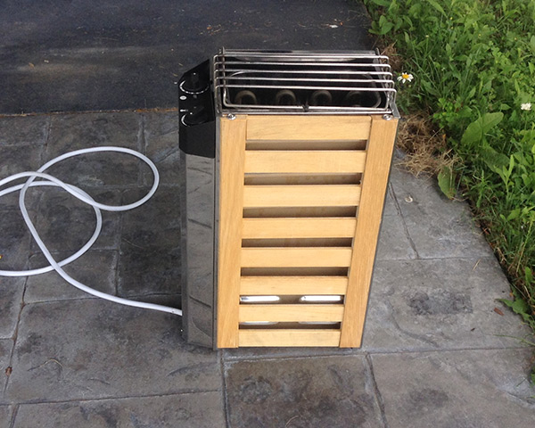 3KW Sauna Heater Photo