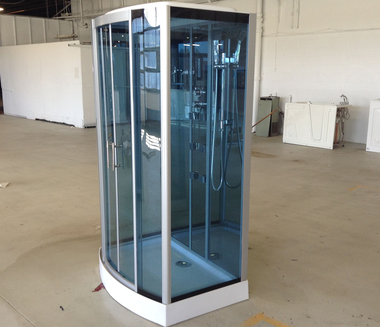 H-35 Hydro Shower - Luxury Spas, Inc.